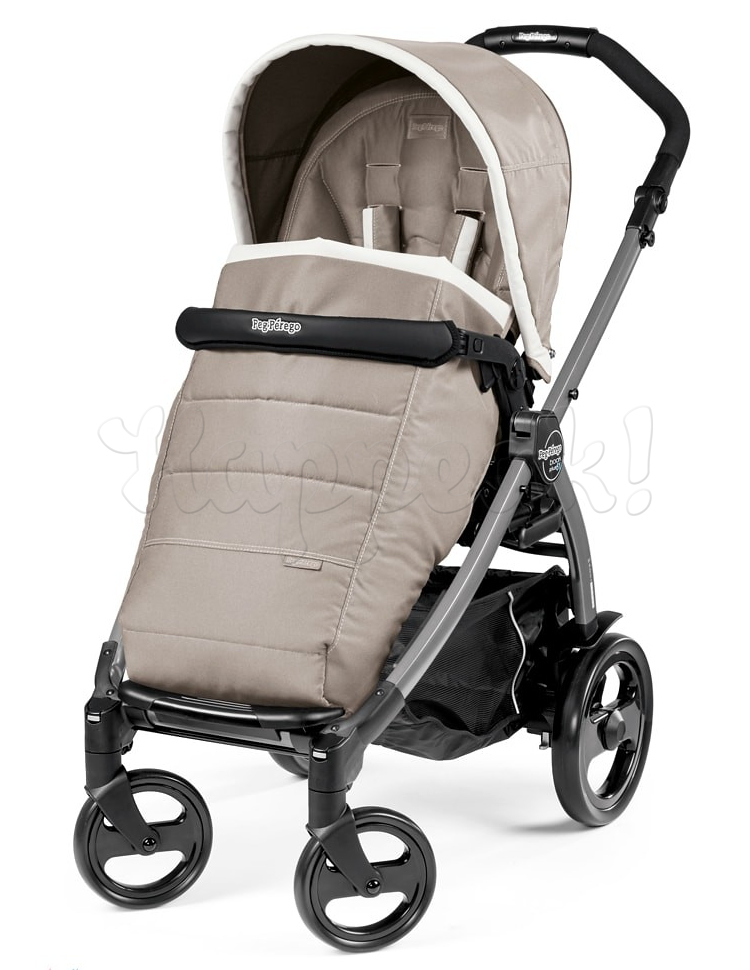 Коляска прогулочная PEG-PEREGO BOOK PLUS 51 JET POP-UP VERSILIA
