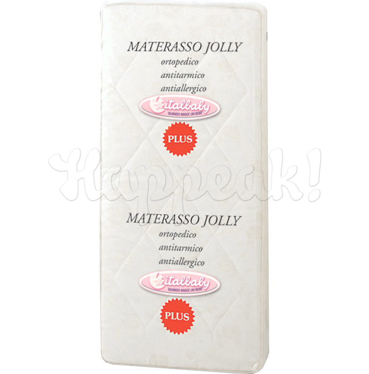 Матрас ITALBABY JOLLY PLUS 60 х 120