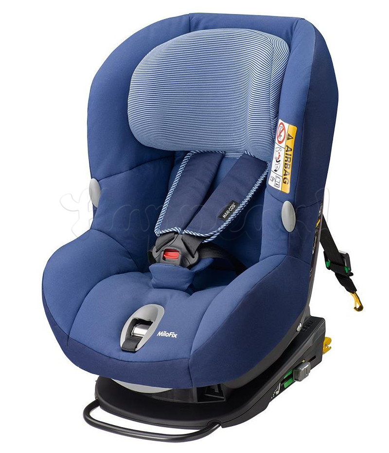 Автокресло MAXI-COSI MILO FIX RIVER BLUE