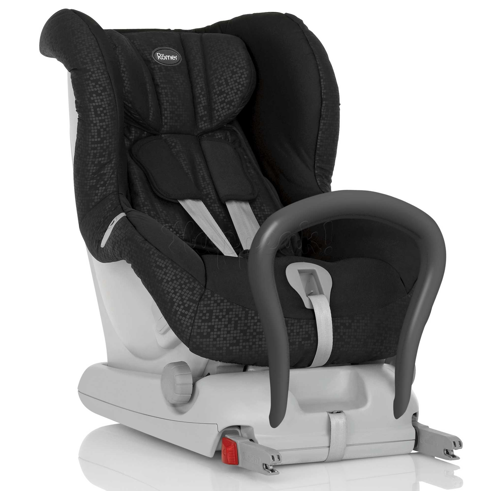 Автокресло BRITAX ROEMER MAX-FIX BLACK THUNDER
