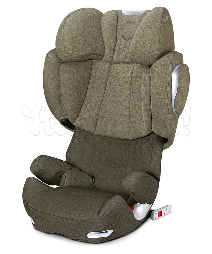 Автокресло CYBEX SOLUTION Q2-FIX PLUS OLIVE KHAKI