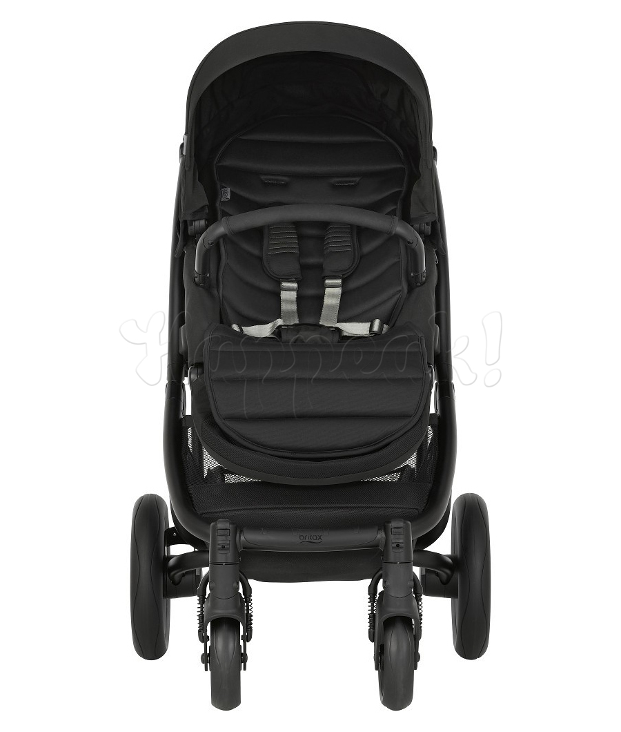 Коляска BRITAX AFFINITY 2 BLACK WOOD BROWN 2 В 1