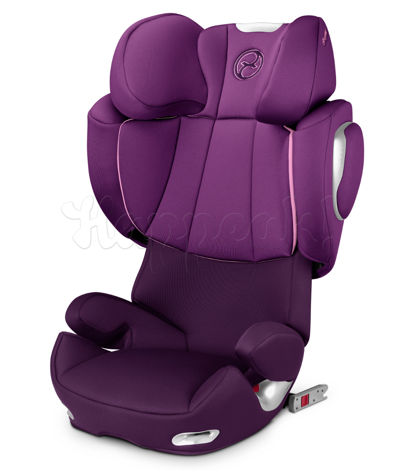 Автокресло CYBEX SOLUTION Q2-FIX GRAPE JUICE
