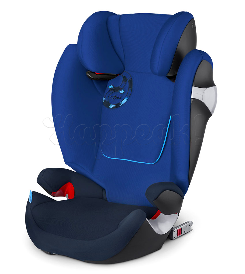 Автокресло CYBEX SOLUTION M-FIX ROYAL BLUE