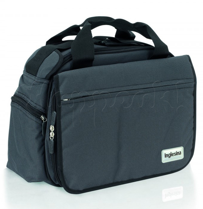 Сумка для мамы INGLESINA MY BABY BAG GRAPHITE