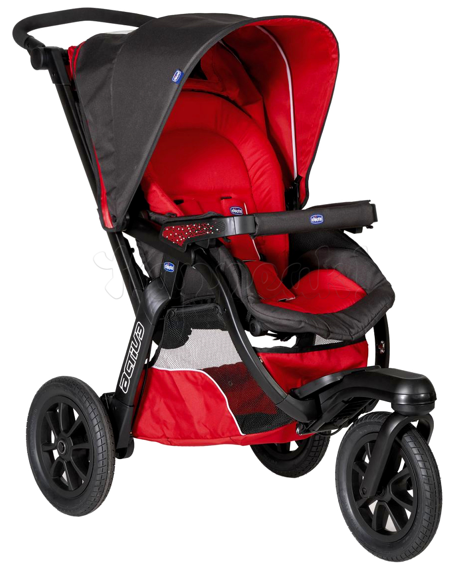 Коляска CHICCO ACTIVE 3 RACE