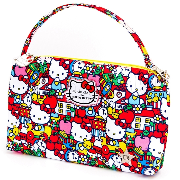 Сумка JU-JU-BE BE QUICK HELLO KITTY TICK TOK