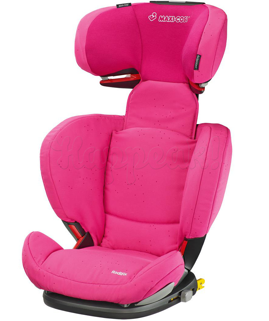 Автокресло MAXI-COSI RODI FIX BERRY PINK