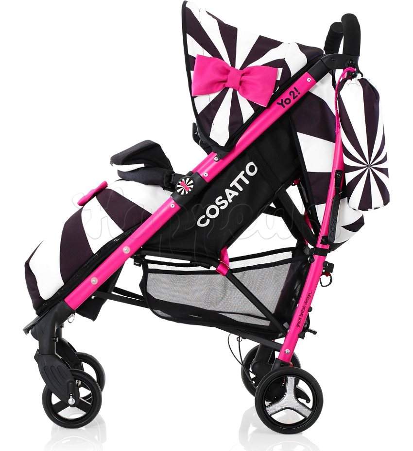 Коляска COSATTO YO2 GO LIGHTLY-2