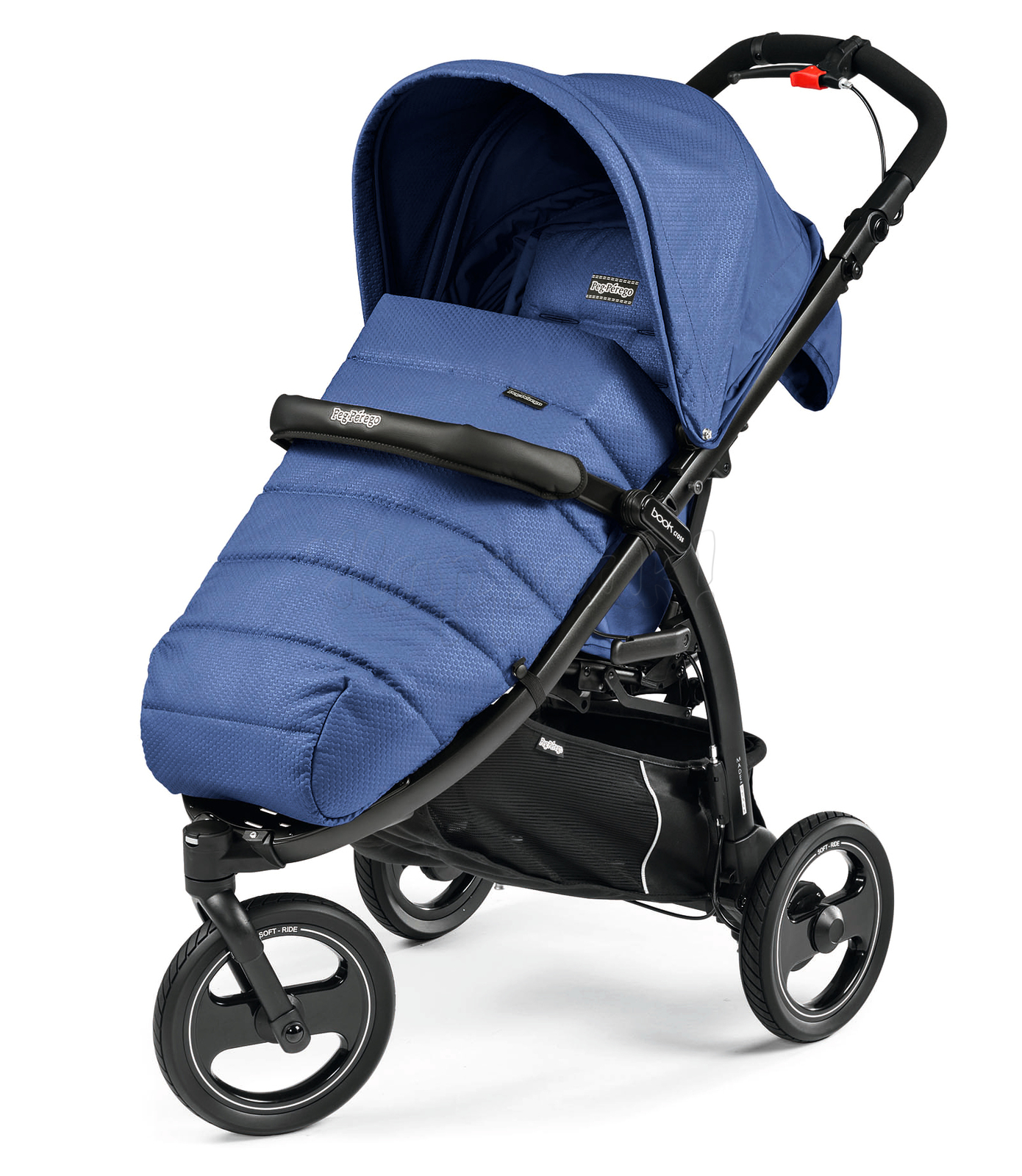 Коляска PEG-PEREGO BOOK CROSS MOD BLUETTE  3 В 1