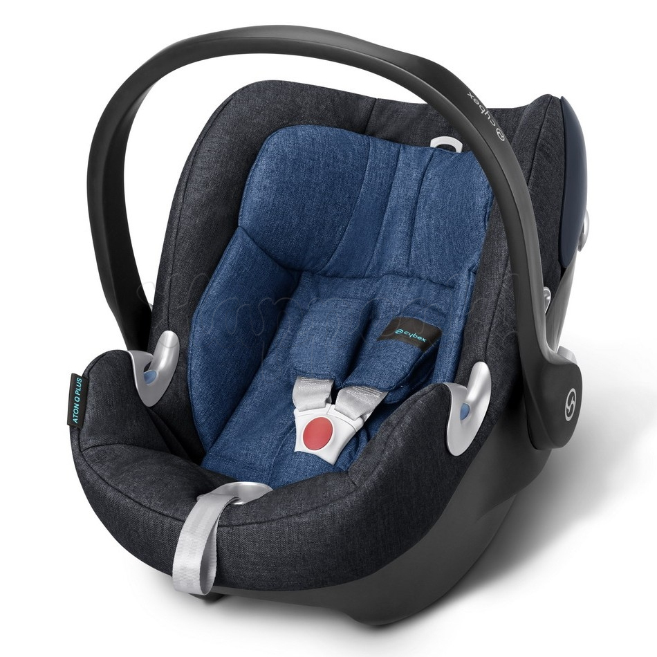 Автокресло CYBEX ATON Q PLUS TRUE BLUE