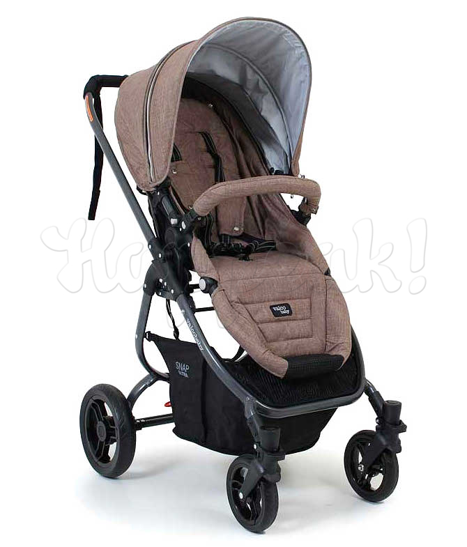 Коляска прогулочная VALCO BABY SNAP 4 ULTRA TAILORMADE BROWN