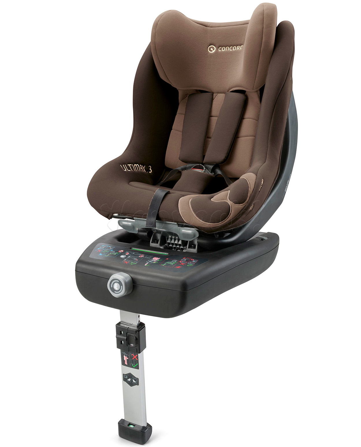 Автокресло CONCORD ULTIMAX.3 CHOCOLATE BROWN