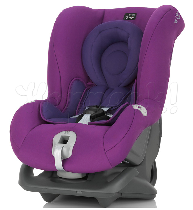 Автокресло BRITAX ROMER FIRST CLASS PLUS MINERAL PURPLE