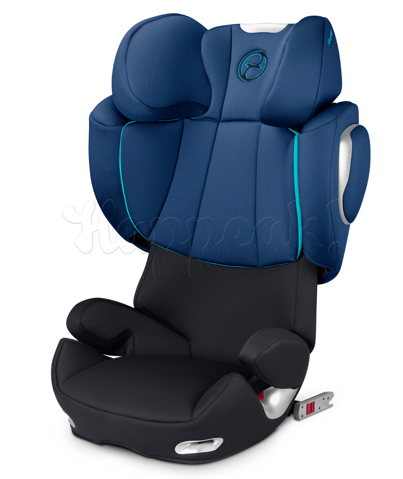 Автокресло CYBEX SOLUTION Q2-FIX TRUE BLUE