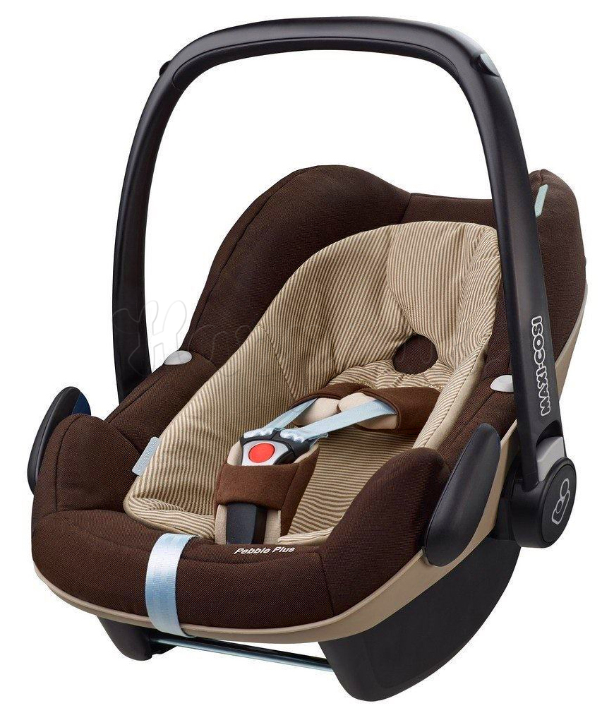 Автокресло MAXI-COSI PEBBLE PLUS EARTH BROWN