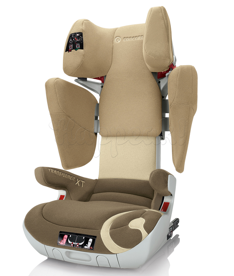 Автокресло CONCORD TRANSFORMER XT HONEY BEIGE