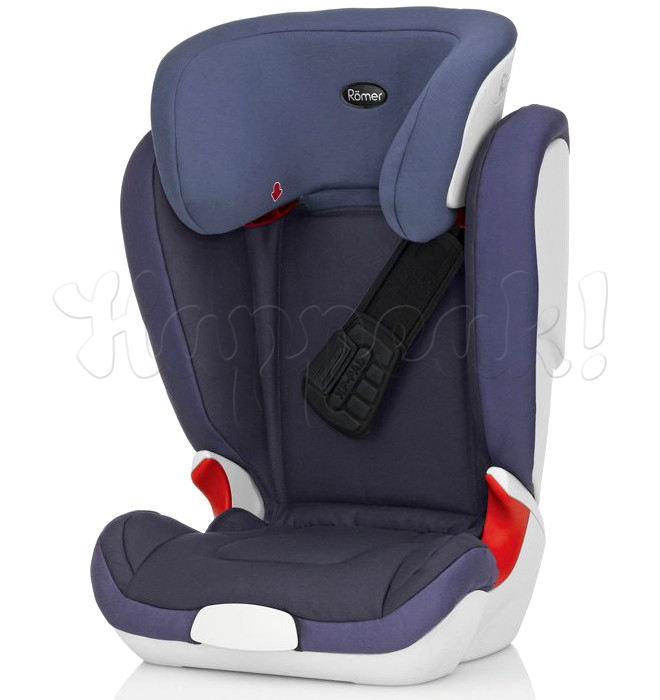 Автокресло BRITAX ROEMER KID XP CROWN BLUE