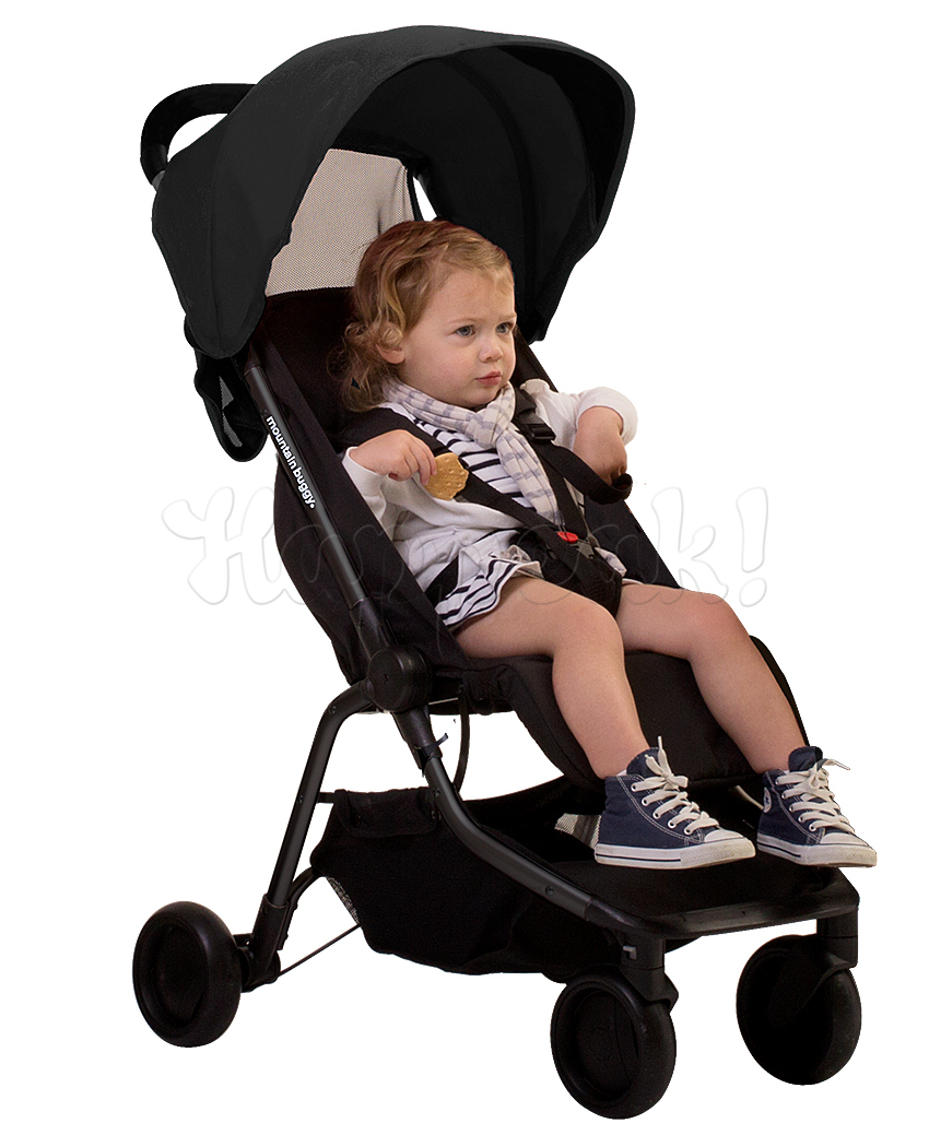 Коляска MOUNTAIN BUGGY NANO BLACK