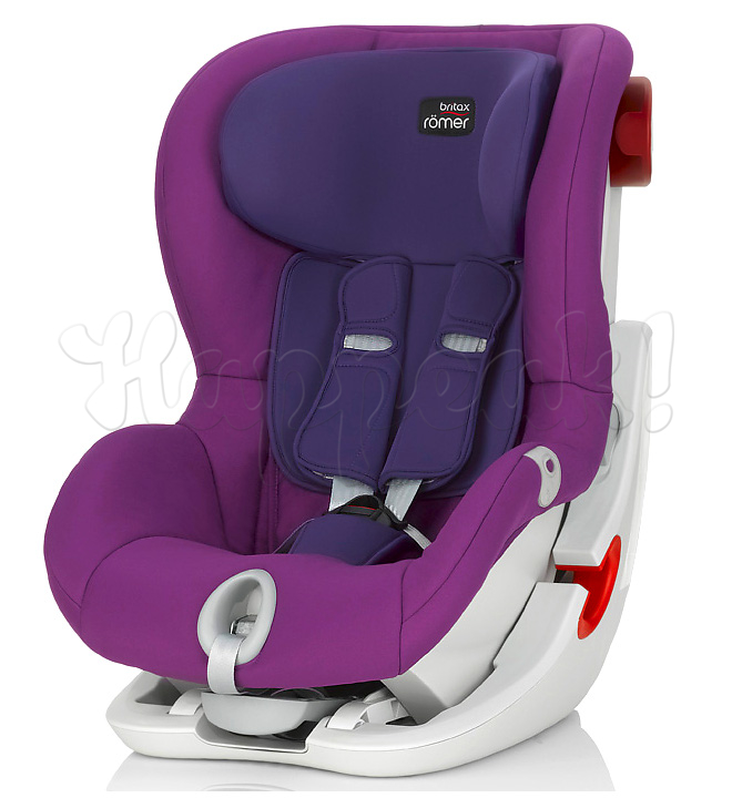 Автокресло BRITAX ROEMER KING II MINERAL PURPLE