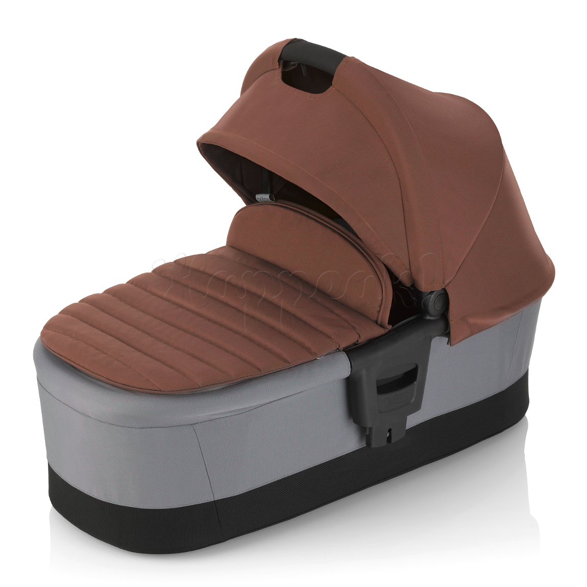 Коляска BRITAX AFFINITY 2 CHROME WOOD BROWN 2 В 1