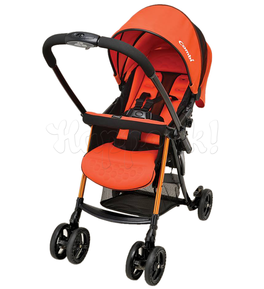 Коляска COMBI URBAN WALKER LITE ORANGE