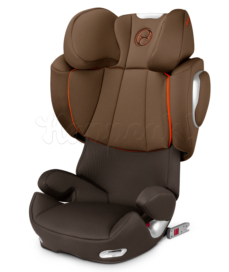 Автокресло CYBEX SOLUTION Q2-FIX COFFEE BEAN