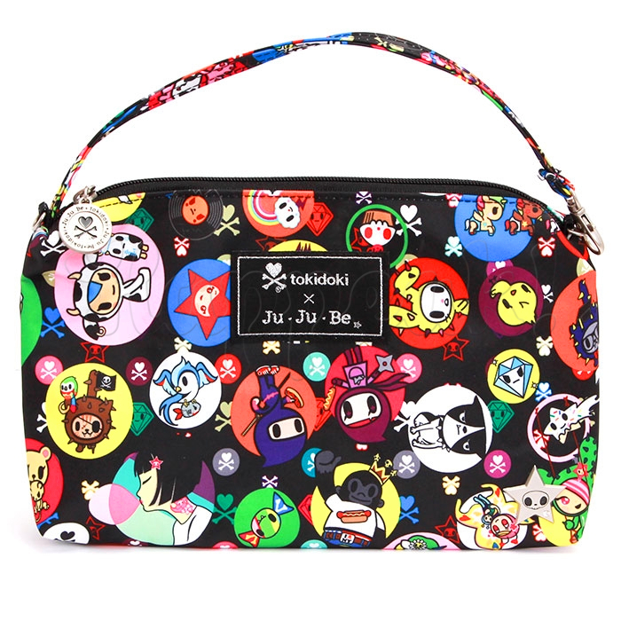 Сумка JU-JU-BE BE QUICK TOKIDOKI BUBBLE TROUBLE