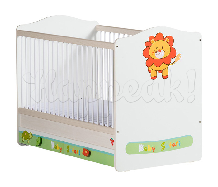 Кровать CILEK BABY SAFARI