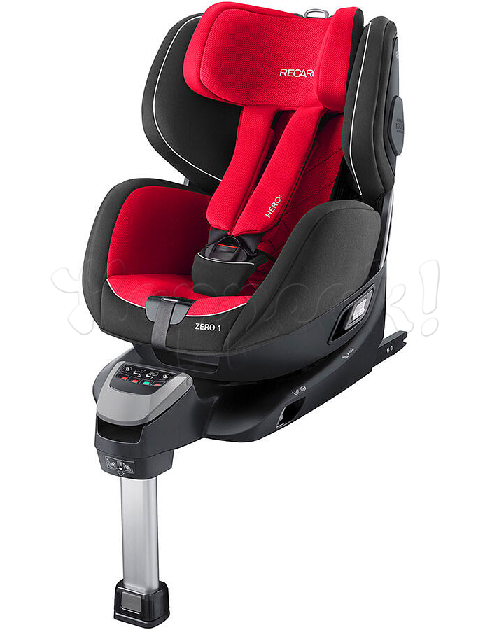 Автокресло RECARO ZERO.1 RACING RED