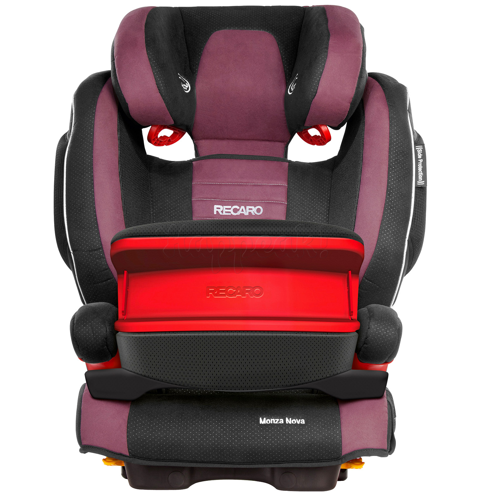 Автокресло RECARO MONZA NOVA IS SEATFIX VIOLET
