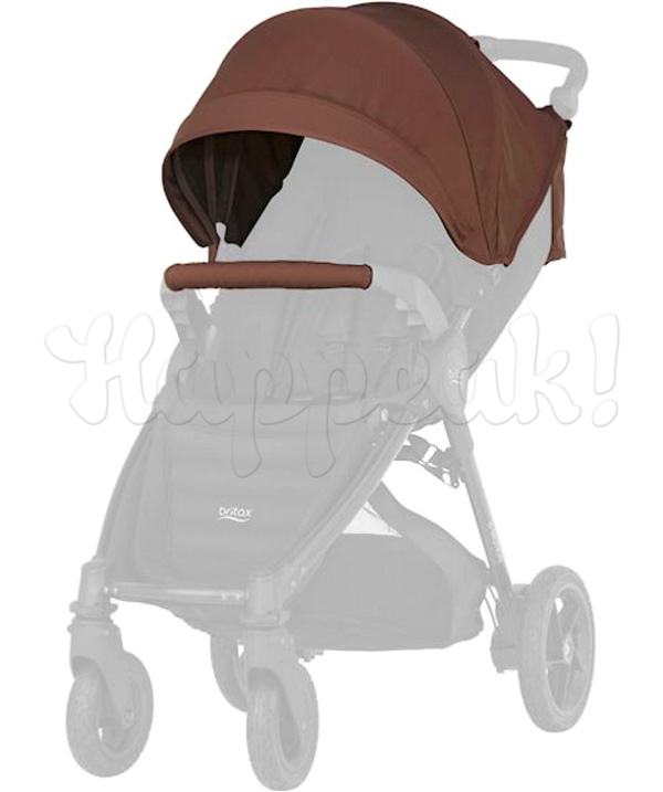 Капор для колясок BRITAX B-AGILE 4 PLUS и B-MOTION 4 PLUS WOOD BROWN