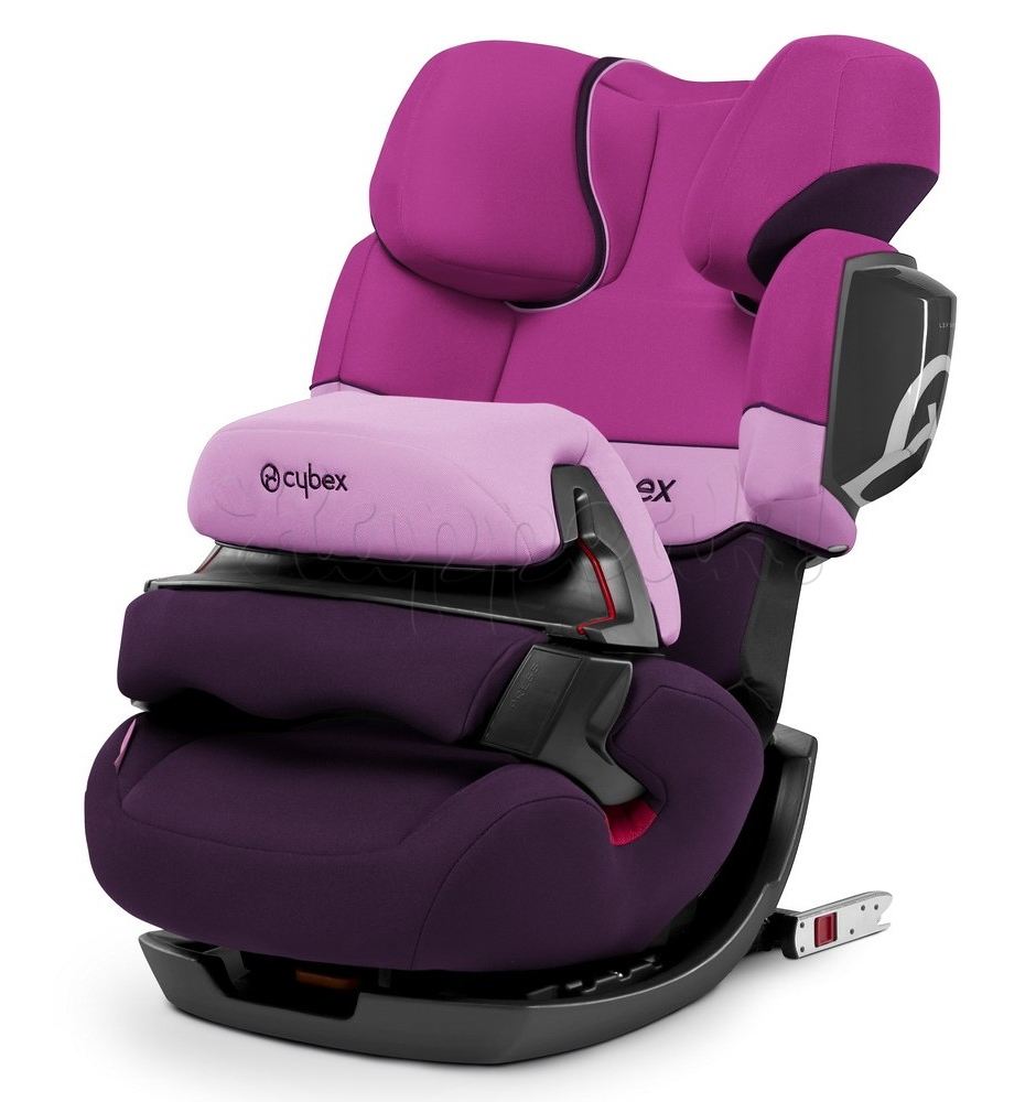 Автокресло CYBEX PALLAS 2-FIX PURPLE RAIN