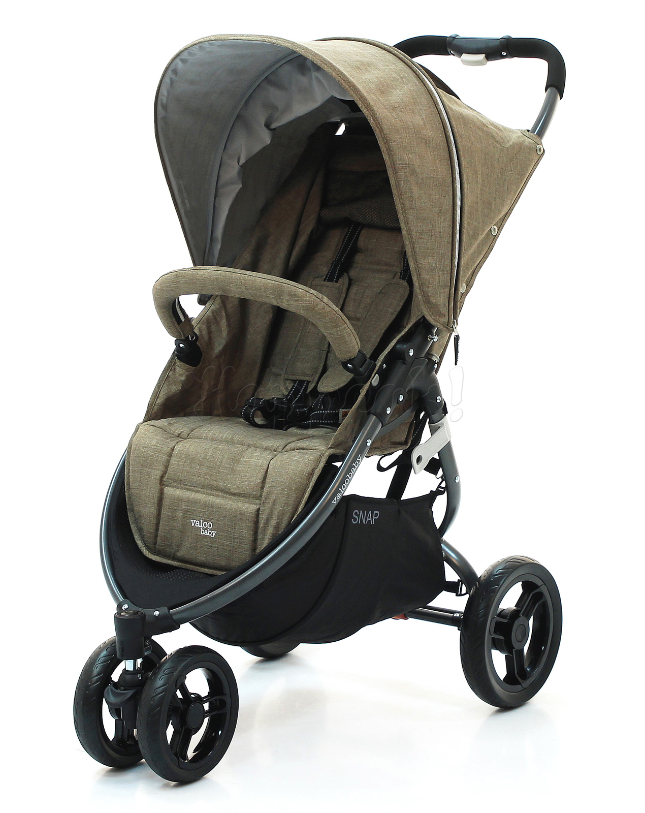 Коляска прогулочная VALCO BABY SNAP TAILORMADE BROWN
