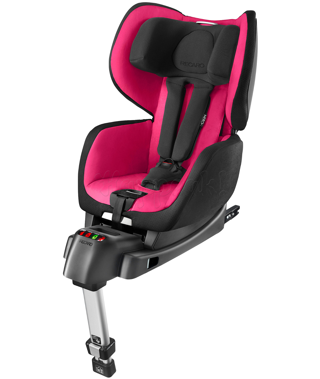 Автокресло RECARO OPTIAFIX PINK