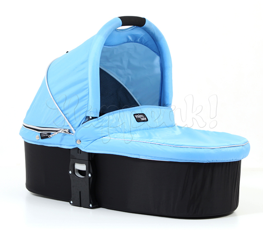 Люлька к коляскам VALCO BABY Q BASSINET POWDER BLUE