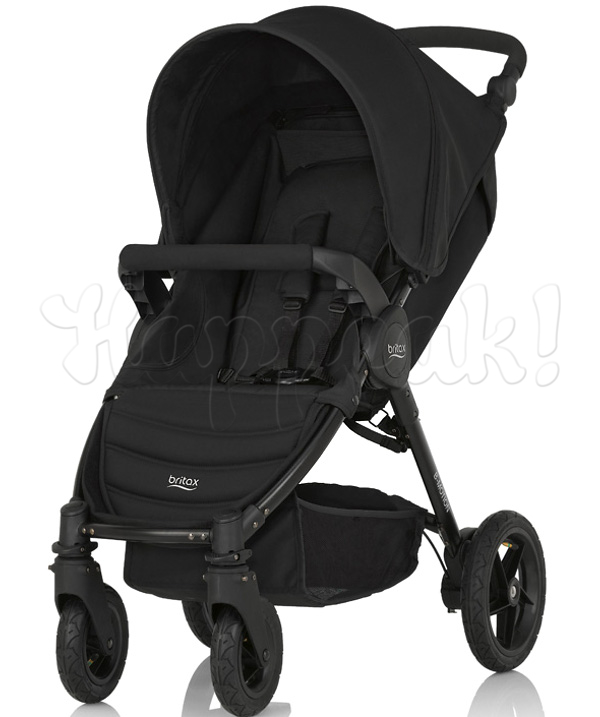 Коляска BRITAX B-MOTION 4 COSMOS BLACK