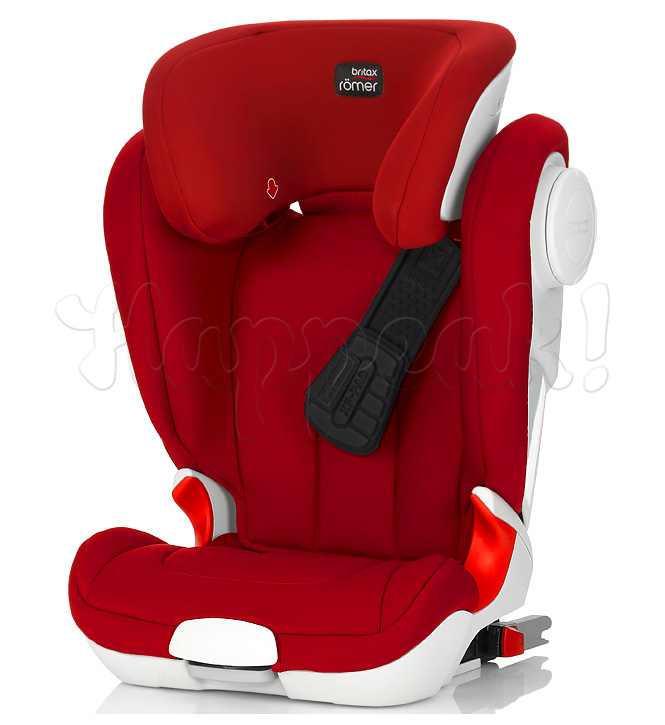 Автокресло BRITAX ROMER KIDFIX XP SICT FLAME RED