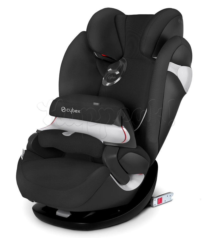 Автокресло CYBEX PALLAS M-FIX HAPPY BLACK