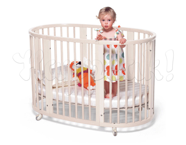 Кровать STOKKE SLEEPI WHITE