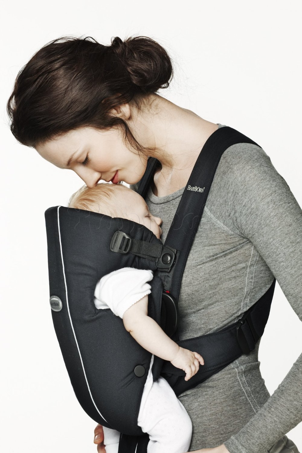 Рюкзак-кенгуру BABYBJORN ORIGINAL BLACK